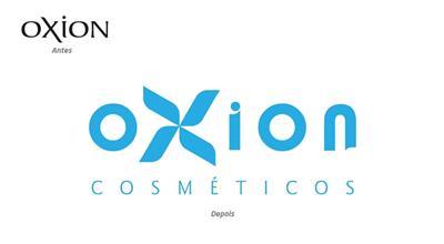 Oxion Cosméticos – Identidade Visual