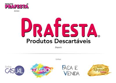 PraFesta – Identidade Visual