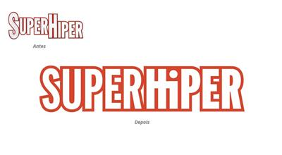 SuperHiper – Identidade Visual