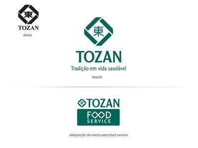 Tozan – Identidade Visual